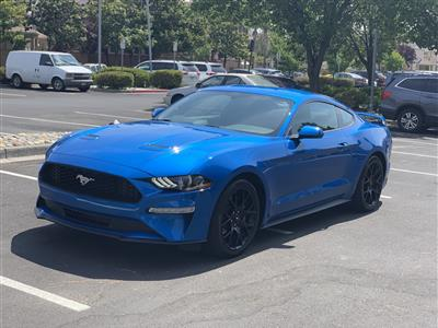 2019 Ford Mustang lease in Milpitas,CA - Swapalease.com