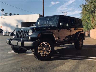 2018 Jeep Wrangler Unlimited lease in Sherman Oaks,CA - Swapalease.com