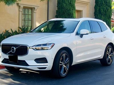 2019 Volvo XC60 lease in Irvine,CA - Swapalease.com