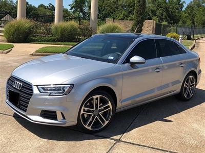 2019 Audi A3 lease in Missouri City,TX - Swapalease.com