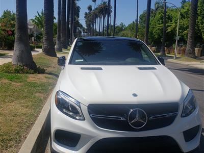 2019 Mercedes-Benz GLE-Class Coupe lease in Playa Vista,CA - Swapalease.com