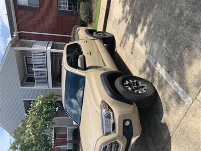 2017 Toyota Tacoma lease in Starkville,MS - Swapalease.com