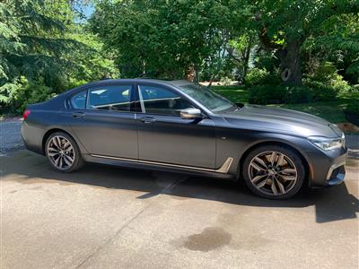 2018 BMW 7 Series lease in Eugene,OR - Swapalease.com