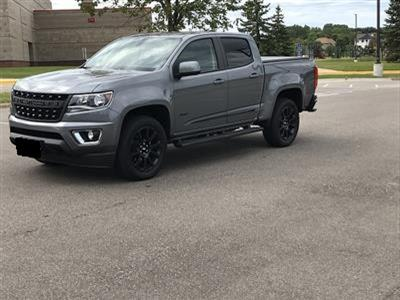 2019 Chevrolet Colorado lease in Lakeville,MN - Swapalease.com
