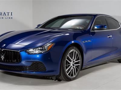 2017 Maserati Ghibli lease in Houston,TX - Swapalease.com