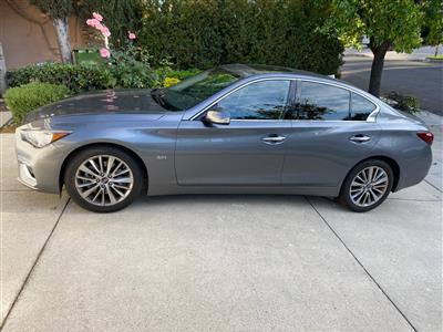 2019 Infiniti Q50 lease in Encino,CA - Swapalease.com