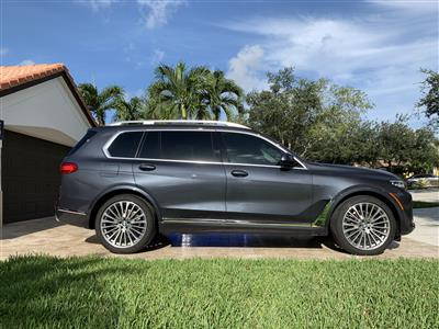 2019 BMW X7 lease in FORT LAUDERDALE,FL - Swapalease.com