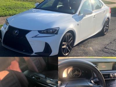 2018 Lexus IS 300 F Sport lease in Elmwood Park,NJ - Swapalease.com