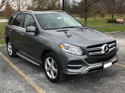 2018 Mercedes-Benz GLE-Class lease in Clarence Center,NY - Swapalease.com