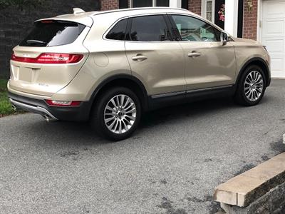 2017 Lincoln MKC lease in Wayne,NJ - Swapalease.com
