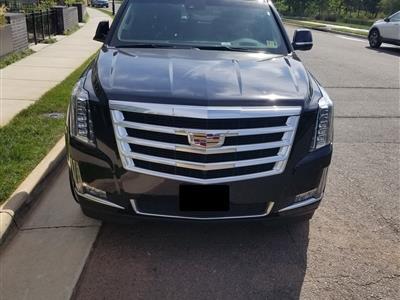 2017 Cadillac Escalade lease in Ashburn,VA - Swapalease.com