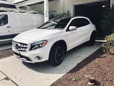 2019 Mercedes-Benz GLA SUV lease in Baltimore,MD - Swapalease.com