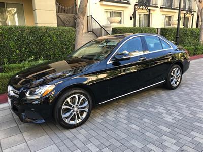 2016 Mercedes-Benz C-Class lease in Irvine,CA - Swapalease.com