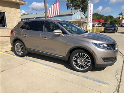 2018 Lincoln MKX lease in Marysville,MI - Swapalease.com