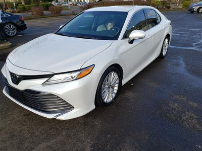 2018 Toyota Camry lease in Wilsonville,OR - Swapalease.com