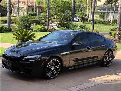 2018 BMW 6 Series lease in Jamul,CA - Swapalease.com