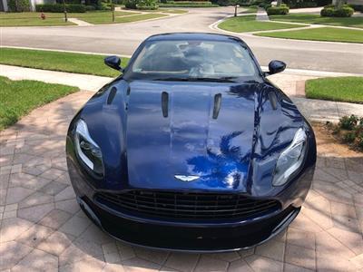 2018 Aston Martin DB11 lease in DELRAY BEACH,FL - Swapalease.com