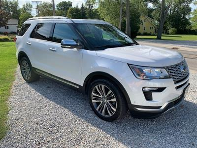 2018 Ford Explorer lease in Carmel,IN - Swapalease.com