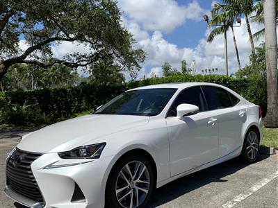 2019 Lexus IS 300 lease in Miami Beach,FL - Swapalease.com