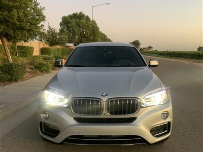 2018 BMW X6 lease in fowler,CA - Swapalease.com