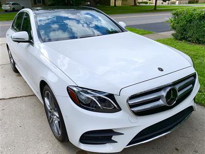 2019 Mercedes-Benz E-Class lease in Naperville,IL - Swapalease.com