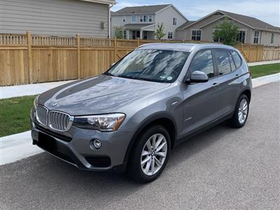 2017 BMW X3 lease in Parker,CO - Swapalease.com