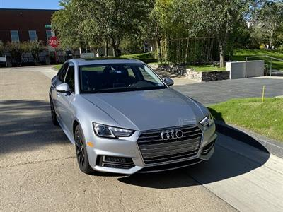 2018 Audi A4 lease in dallas,TX - Swapalease.com