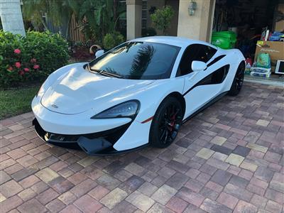 2019 McLaren 570s lease in Miami,FL - Swapalease.com