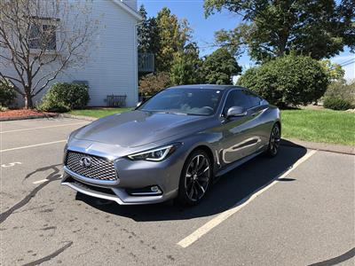 2017 Infiniti Q60 lease in Manchester,CT - Swapalease.com