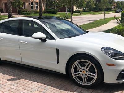 2018 Porsche Panamera lease in Davie,FL - Swapalease.com