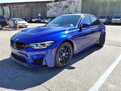 2018 BMW M3 CS lease in Richmond,VA - Swapalease.com
