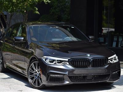 2019 BMW 5 Series lease in Atlanta,GA - Swapalease.com