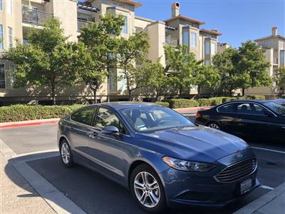 2018 Ford Fusion lease in San Jose,CA - Swapalease.com