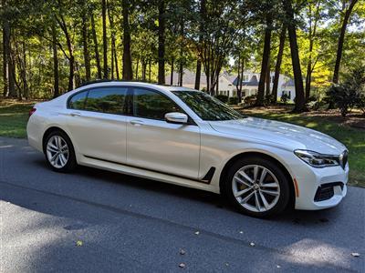 2017 BMW 7 Series lease in Monroe,NC - Swapalease.com