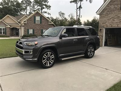 2018 Toyota 4Runner lease in RINCON,GA - Swapalease.com