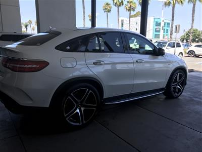 2019 Mercedes-Benz GLE-Class Coupe lease in Long Beach,CA - Swapalease.com