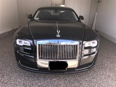 2016 Rolls-Royce Ghost lease in Los Angeles,CA - Swapalease.com