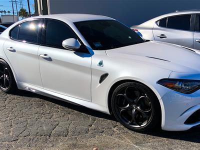 2018 Alfa Romeo Giulia lease in Hermosa Beach,CA - Swapalease.com
