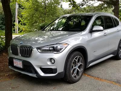 2018 BMW X1 lease in Haverhill,MA - Swapalease.com