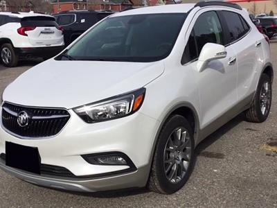 2018 Buick Encore lease in Macomb,MI - Swapalease.com
