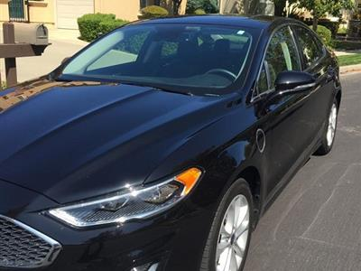 2019 Ford Fusion Energi lease in San Ramon,CA - Swapalease.com
