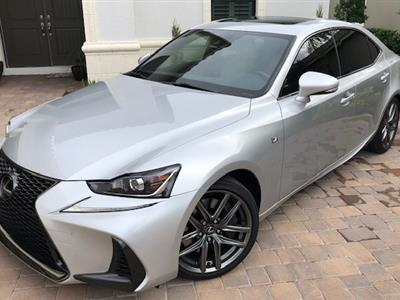 2017 Lexus IS 200t lease in Lakewood Ranch,FL - Swapalease.com