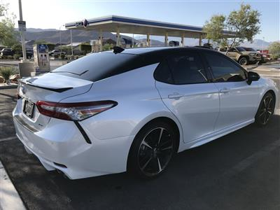 2018 Toyota Camry lease in Las Vegas,NV - Swapalease.com