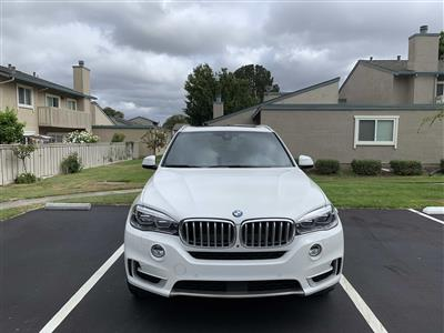 2017 BMW X5 lease in Foster City,CA - Swapalease.com