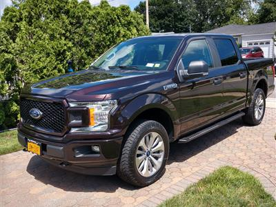 2018 Ford F-150 lease in BETHPAGE,NY - Swapalease.com