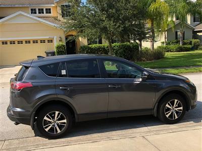 2018 Toyota RAV4 lease in Tampa,FL - Swapalease.com