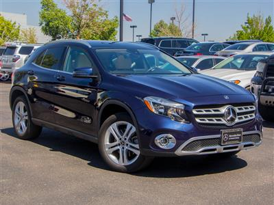 2018 Mercedes-Benz GLA SUV lease in Colorado Springs,CO - Swapalease.com