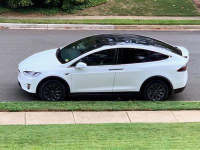 2018 Tesla Model X lease in Arlington,VA - Swapalease.com