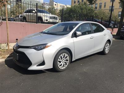 2018 Toyota Corolla lease in Boston,MA - Swapalease.com