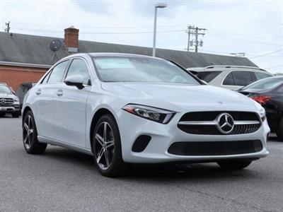 2019 Mercedes-Benz A-Class lease in Burbank,   - Swapalease.com